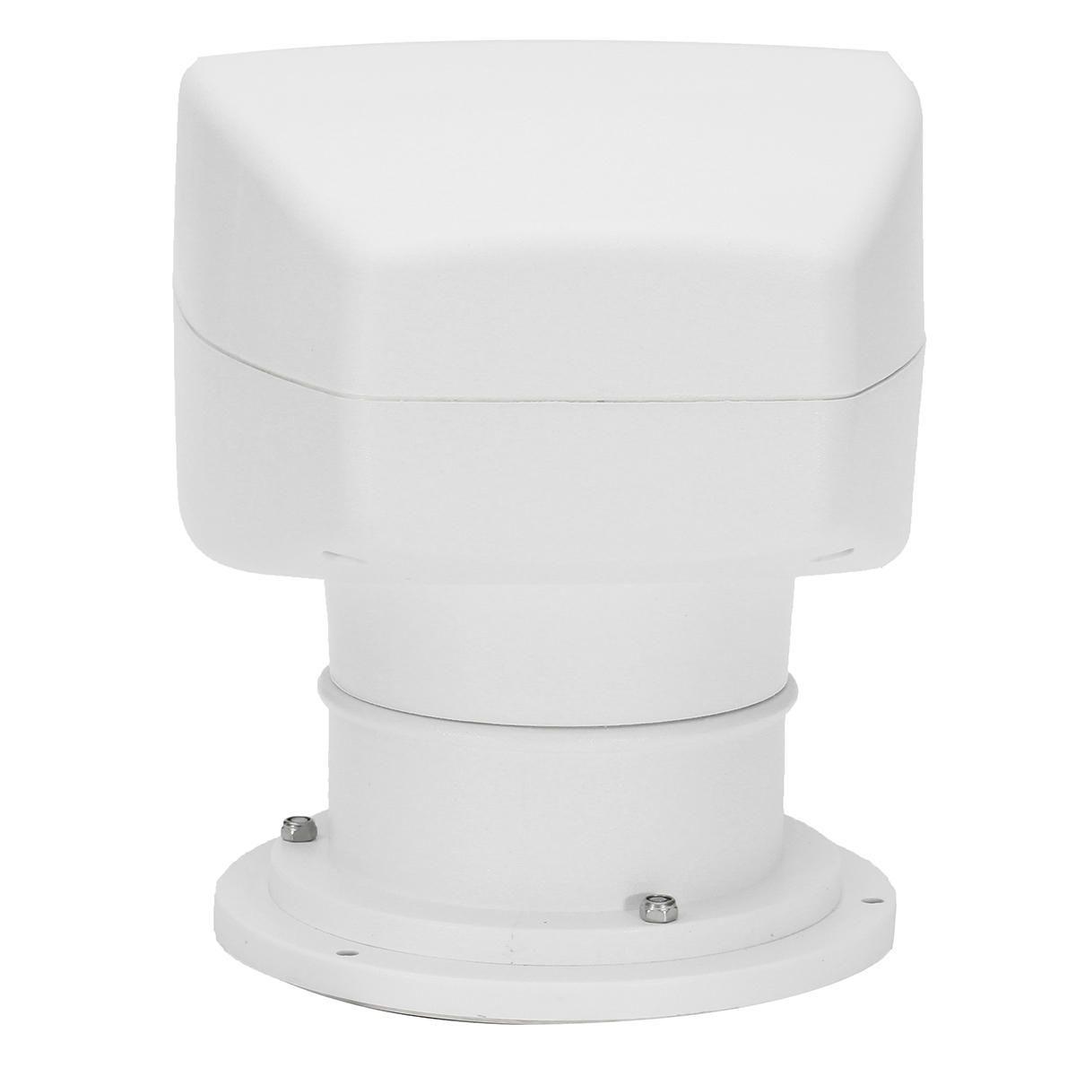 SLG US$90.63 7Inch 100W Remote Control LED Searchlight Marine Spotlight Search Light 12V for Boat Truck SUV Car