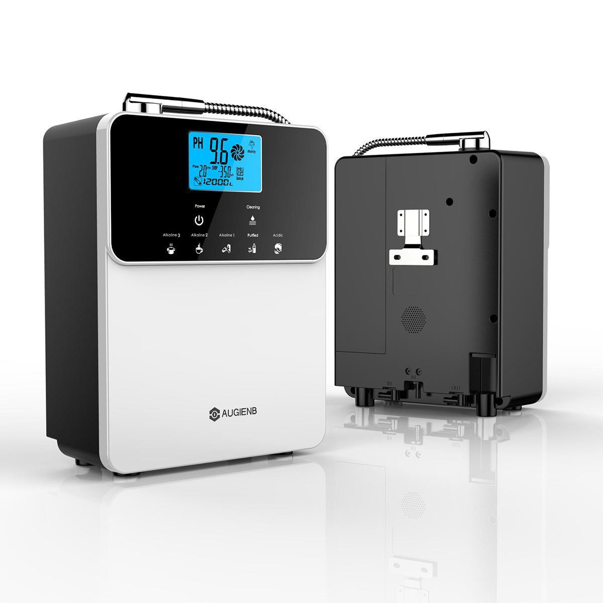 LRF US$622.67 AUGIENB Water Ionizer & Purifier Machine PH 3.5-11 Alkaline Acid Water Purifier