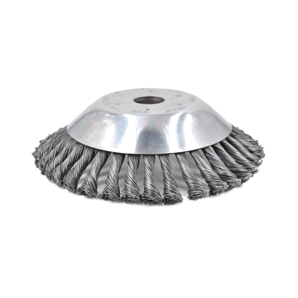 YTO US$21.33 150mm Steel Wire Trimmer Head Grass Brush Cutter Dust Removal Weeding Tray Plate for Lawnmower