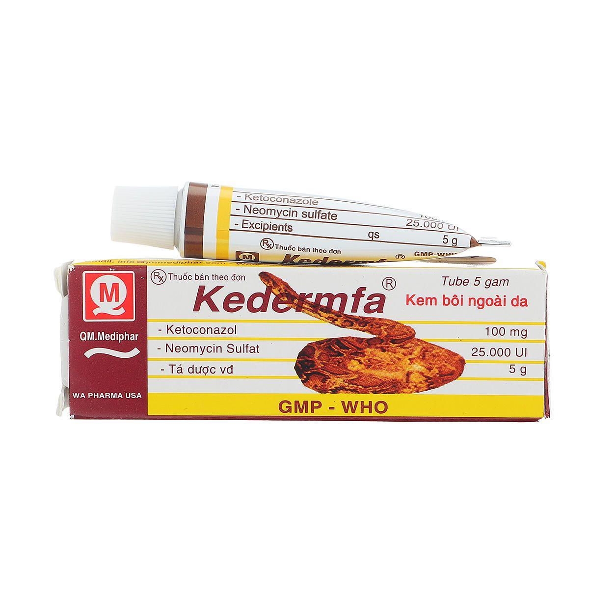 UKF US$2.35 5g Vietnam Youthful Scar Removal Cream Rejuvenating Burn Cream Gel Kedermfa Acne Scar Ointment