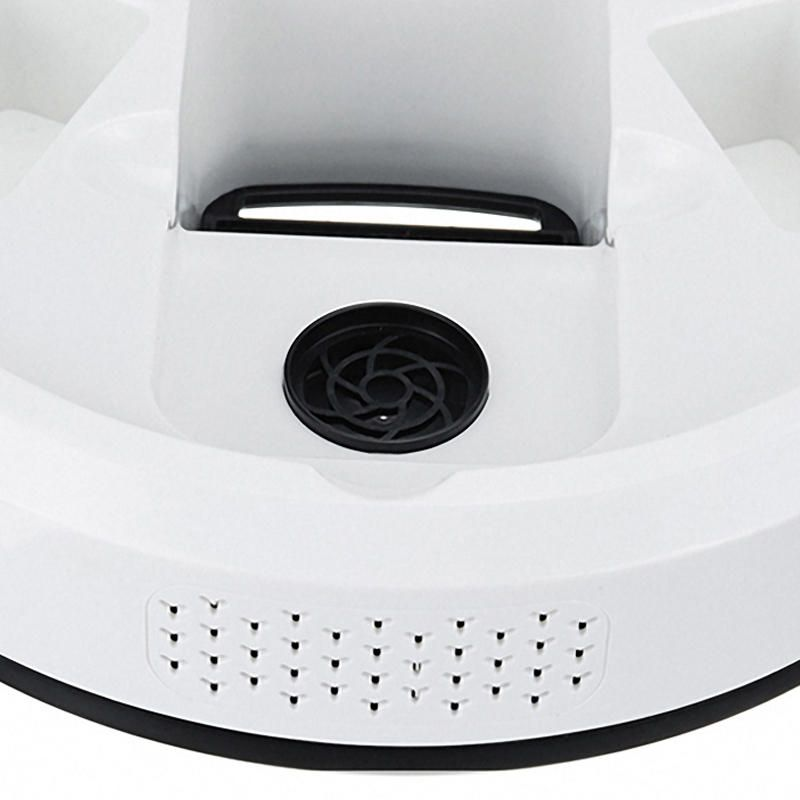 JIV US$36.26 Holmark Automatic Mini Smart Robot Vacuum Cleaner Floor Dusting Sweeping Machine with USB Charger for Pet Hair, Dust and Dirt