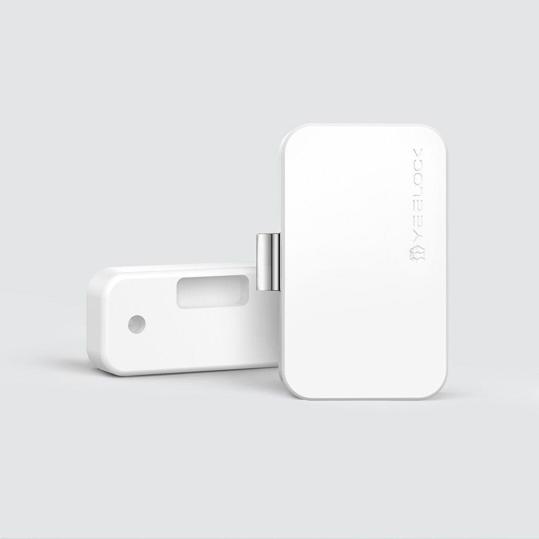 HVB US$20.79 YEELOCK Smart Drawer Cabinet Lock Keyless bluetooth APP Unlock Anti-Theft Child Safety File Security  from Xiaomi Youpin