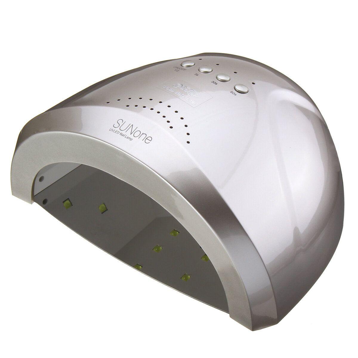 CZW US$66.17 48W UV LED Light Nail Dryer Manicure Tools Extension Gel Polish Cure 100-240V