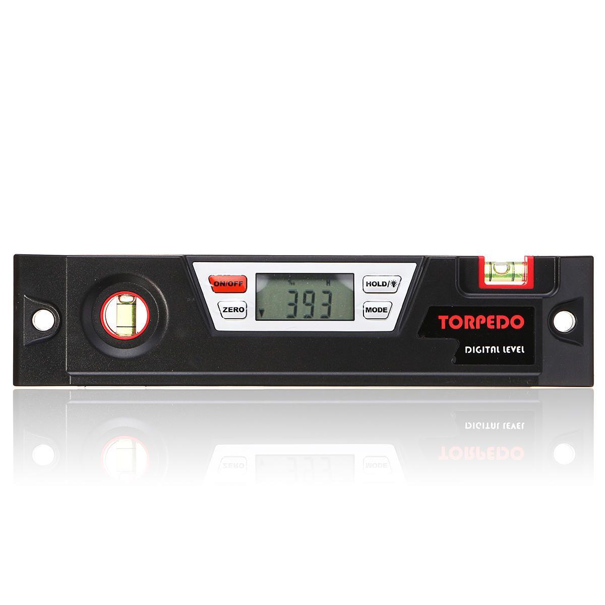 AHS US$32.01 Digital Angle Finder Gauge Bevel Box Protractor Inclinometer Spirit Level Tool