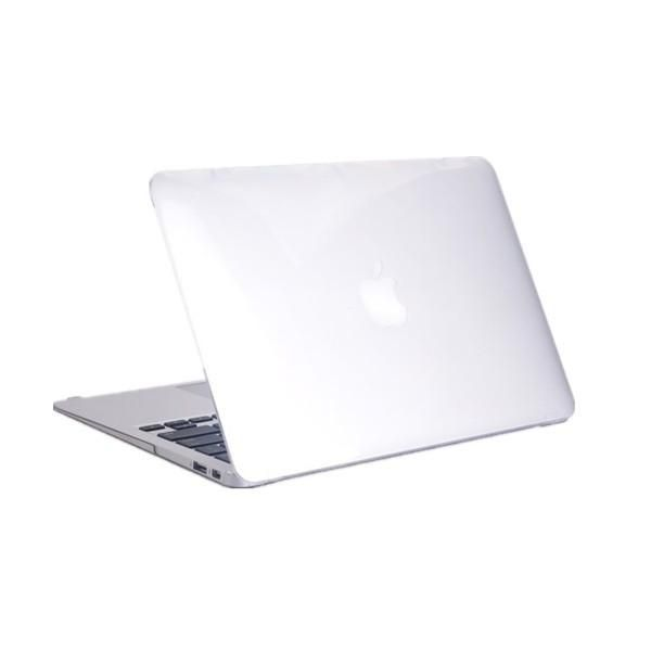 UUO US$10.50 Fashionable Slim Plastic Hard Cover Crystal Case For Apple MacBook Air 11.6 Inch