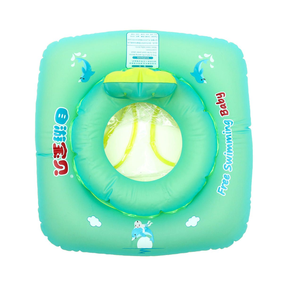 FMC US$28.99 Baby Inflatable Swimming Pool Floats Swim Ride Rings Safety Chair Raft Beach Toy