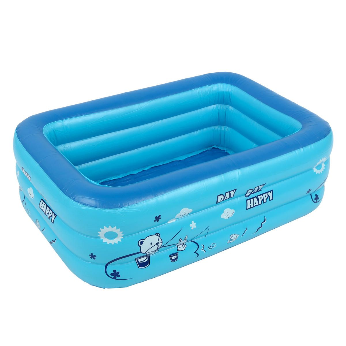 TXS US$29.89~49.89 Kids Baby Children Inflatable Swimming Pool 3 Layer Pool Summer Water Fun Play Toy