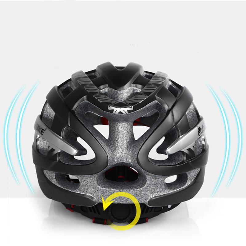 LAJ US$40.73 INBIKE Magnetism Style Gray Goggles Helmet Ultralight And Breathable Mountain Bike Ride Helmet