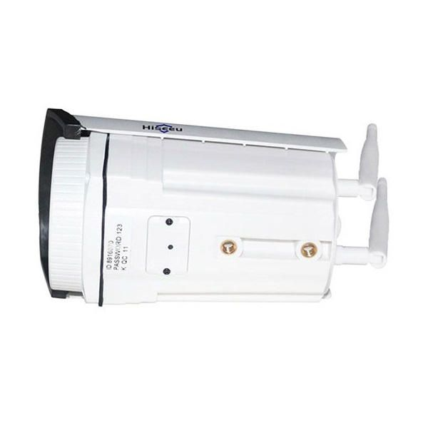 UAA US$36.39 Hiseeu 720P 1.0MP WiFi IP P2P Camera Bullet Outdoor SD Card Storage CCTV Surveillance IR Camera