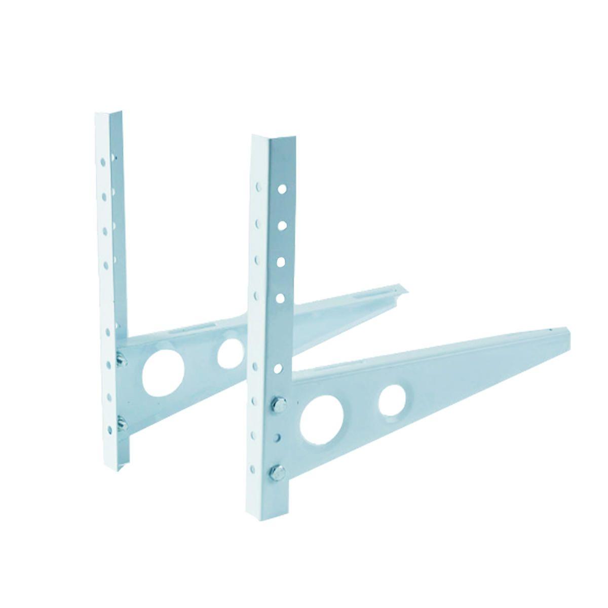 CGQ US$41.10 Air Conditioner Bracket Frame Rack Support Wall Mount Sprayed Steel Plate Split System