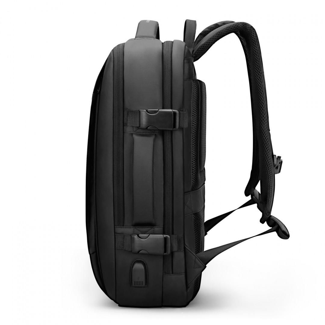 DPZ US$37.99~52.99 Mark Ryden MR9299 17 inch Laptop Backpack Raincoat Male Bag USB Recharging Multi-layer Anti-thief Travel Backpack
