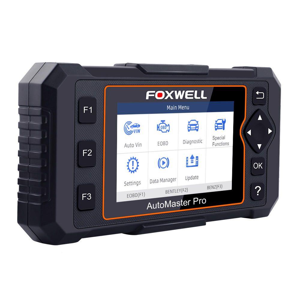 NXO US$264.99 Foxwell NT624 Elite OBD2 EOBD Automotive Scanner Full System Diagnostic Oil EPB Reset OBD 2 Auto Scanner Car Diagnostic Tool
