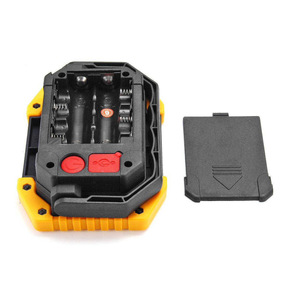 ZND US$12.34 XANES® 30W 1000LM 2 COB USB Rechargeable Waterproof Powerful Work Light Floodlight