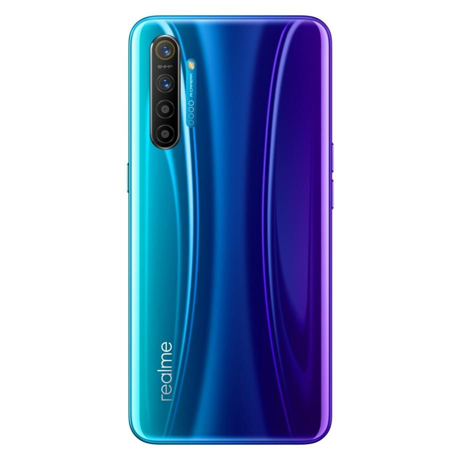 SGN US$319.99 Realme X2 Global Version 6.4 inch FHD+ Super AMOLED Display NFC 4000mAh 64MP Quad Rear Cameras 8GB RAM 128GB ROM Snapdragon 730G Octa Core 2.2GHz 4G Smartphone