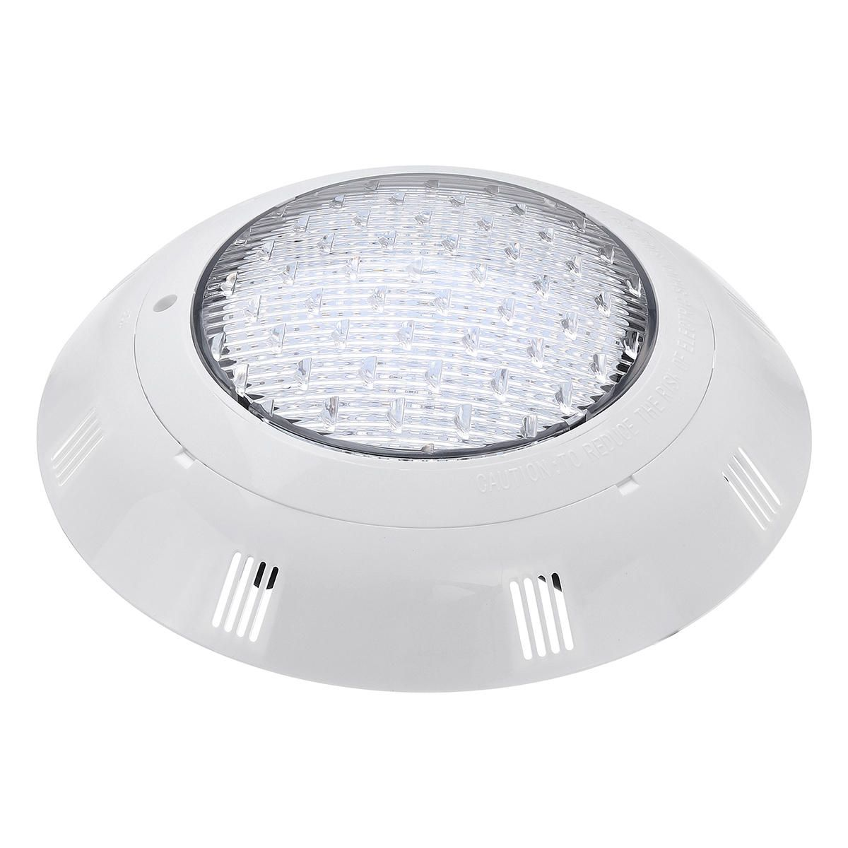 RVA US$60.58 45W RGB LED Swimming Pool Light 450LED IP68 Waterproof AC/DC12V-24V Outdoor UnderWater Lamp