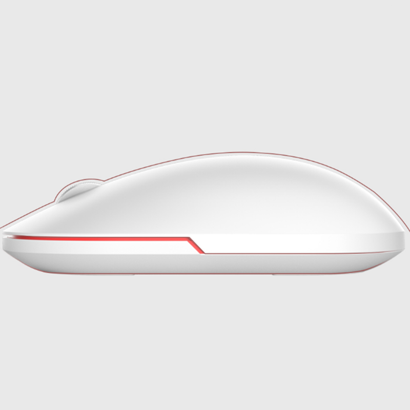 WIA US$18.99 XIAOMI 2.4GHz Wireless 1000DPI Portable Streamlined Shape Mouse for PC Computer Flat Laptops