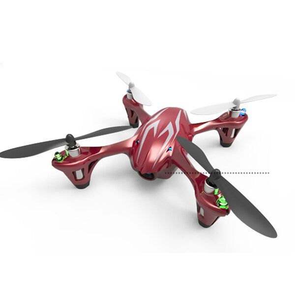 AMM US$43.62 Hubsan X4 H107C 2.4G 4CH RC Drone Quadcopter With 0.3MP Camera RTF