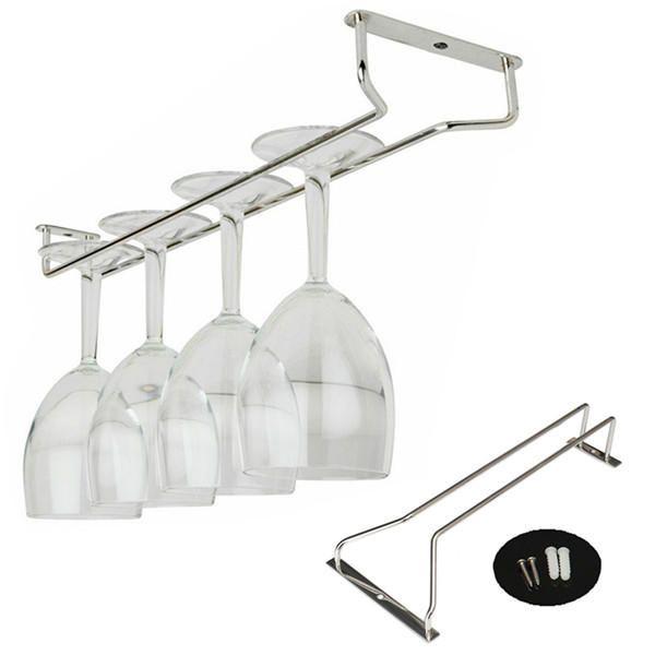 KOV US$9.30 35CM Wine Champagne Goblet Glass Hanger Hanging Holder Hanging Rack