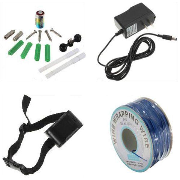SPV US$39.37 New Underground Electric Dog Pet Fencing Fence Shock Collar