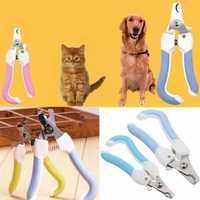 Pet Dog Cat Rabbit Nail Clipper Cutter Claw Grooming Scissors Clippers Trimmers