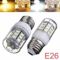 E26 3.5W 420LM AC 220V White/Warm White SMD 5730 LED Corn Light Bulb