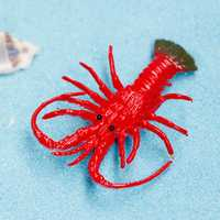 Micro Landscape Decorations Resin Mini Crayfish Garden DIY Decor