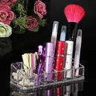 Acheter au meilleur prix 12 Quadrate Acrylic Clear Cosmetic Container Makeup Storage Organizer