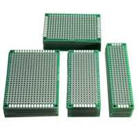 Geekcreit® 40pcs FR-4 2.54mm Double Side Prototype PCB Printed Circuit Board