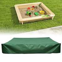 Outdoor Plane Sandbox Sandpit Waterproof Cover Furniture UV Rain Dust Protector