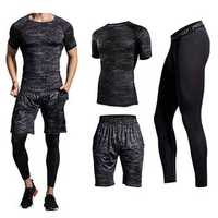 Running Training Sweat Breathable Sports Suits