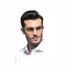 Recommandé Men Antifatigue Rimless Lightweight Readers Reading Glasses