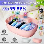 Meilleur prix USB UV Sterilizer Box Portable For Clothing Towel Anti-Bacteria Disinfection Box
