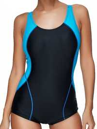 Professional Training Cover Belly One Piece Swimsuit