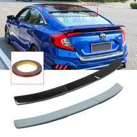 Rear Roof Car Spoiler Wing Fit For 10TH HONDA CIVIC X SEDAN 2016-2018