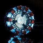Acheter MK1 Acrylic Remote Ver. Tony DIY Arc Reactor Lamp Kit Remote Control Illuminant LED Flash Light Heart Set