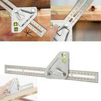 Multi-function Woodworking Triangle Ruler Angle Ruler Revolutionary Carpentry Tool Measuring Tool