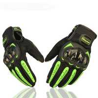 Riding Tribe Motorcycle Motocross Gloves Touch Screen Anticollision Anti-slip Full Finger