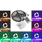 Les plus populaires 3X 5M 5050 RGB Waterproof 300 LED Strip Light 24 Key Controller DC12V