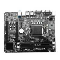Motherboard Support Intel i3/i5/i7 Series CPU Intel® H55/H57/Q57/P55 Chipset