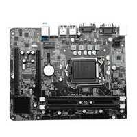Motherboard Support Intel i3/i5/i7 Series CPU Intel® H55/H57/Q57/P55 Chipset