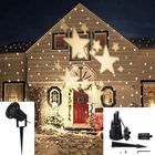 Meilleurs prix 4W LED Waterproof Star Light Landscape Projector Lamp for Home Christmas Decoration 110-240V
