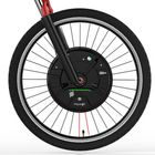Bon prix iMortor 3.0 Full Wireless 26in/700C 350W 36V Brushless Motor Intelligence Bicycle Front Wheel