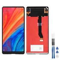 LCD Display+Touch Screen Digitizer Assembly Screen Replacement With Tools For Xiaomi Mi Mix 2S