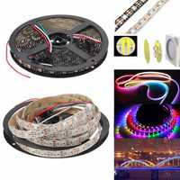 4M 240LEDS WS2812B 5050 RGB Waterproof IP65 LED Strip Light Individual Addressable DC 5V