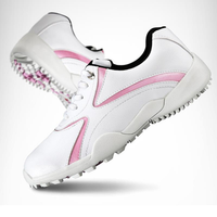 Women Golf Shoes Non-Slip Spring Autumn Breathable Shoes Professional Training Shoes Sneakers