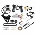 Acheter 36V 250W Electric Bike Conversion Scooter Motor Controller Kit For 22-28inch Ordinary Bike