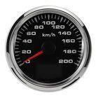 Recommandé 200km/h DC9-32V 85mm GPS Speedometer Speed Meter Gauge Waterproof For Auto Car Motor ATV Boat