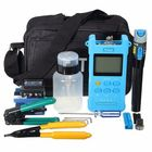 Acheter au meilleur prix FC-6S Fiber Optic FTTH Tool Kit Fiber Cleaver Power Meter Visual Finder Locator