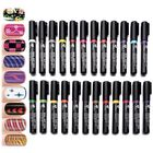 Meilleurs prix 24 Colors Nail Art Pen Painting Set Drawing Design For UV Gel Polish Manicure Tools