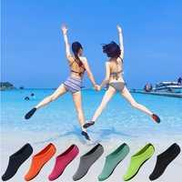 Men Women Non Slip Beach Sock Quick-drying Diving Shoes